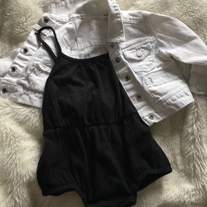Adorable girls outfit!